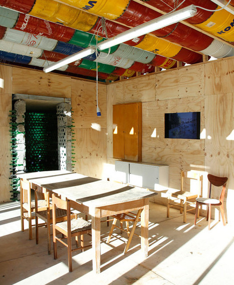 raumlabor berlin/ officina roma /Completely built of trash | The Nomad | Scoop.it