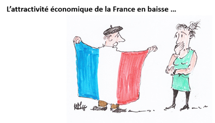 Tableau de bord de l'attractivité publié par Business France en partenariat avec le Ministère de l'économie et des finances | Entretiens Professionnels | Scoop.it