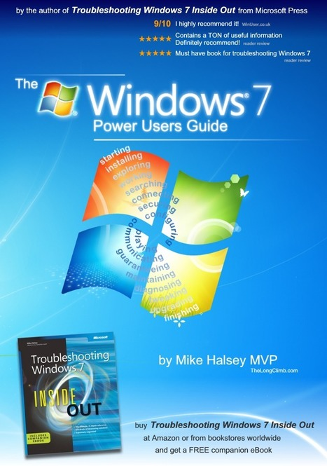 "gHacks Editor's ""Windows 7 Power Users Guide"" eBook is now FREE [UPDATED] 