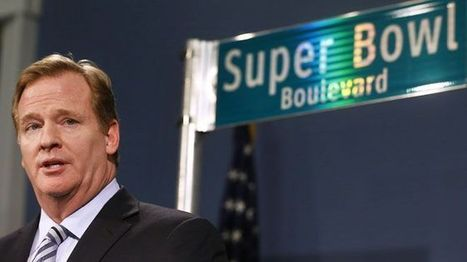 Goodell might be open to medical marijuana use for NFL players - Fox News | Cannabis | Scoop.it