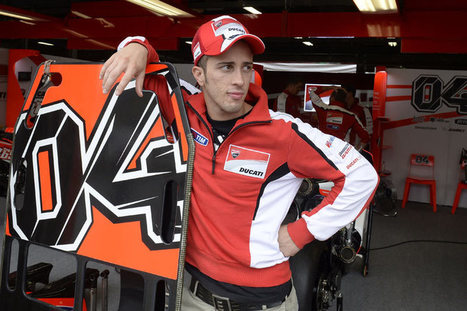 Dovi: test? Dall'Igna most useful to me | Ductalk Ducati News | Scoop.it