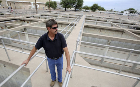 Something fishy is afoot at old wastewater plant | Arizona Daily Star | CALS in the News | Scoop.it