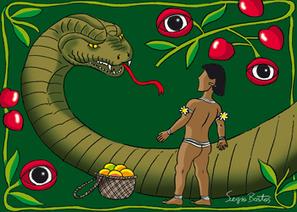 blogue-guaranc3a1-lenda-do-guarana.jpg (350x250 pixels) | biologia 2014 | Scoop.it