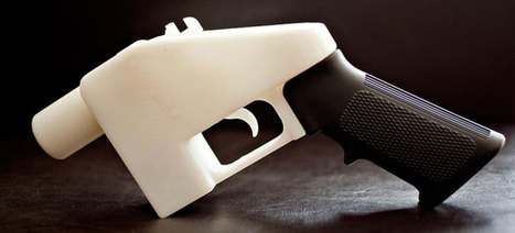 Join the Debate: 3D Printed Guns or Government Regulation? - Gizmodo | Peer2Politics | Scoop.it