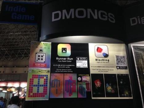 Tweet from @dmongs   BlocKing - light in the dark (iOS game)   Scoop.it