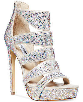 Steve Madden Women's Spycee Platform Sandals - Shoes - Macy's | fashion shoes | Scoop.it