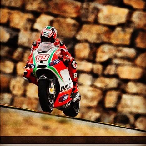 Photo by nicky_hayden • Instagram | #Rock&Roll | Ductalk Ducati News | Scoop.it