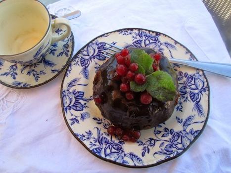 Mini chocolate Bundt cakes   Outdoor cooking   Scoop.it