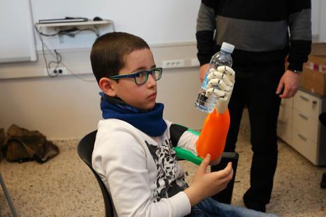 La impresión 3D que cambió la vida de niños y estudiantes y humanizó la tecnología | I didn't know it was impossible.. and I did it :-) - No sabia que era imposible.. y lo hice :-) | Scoop.it