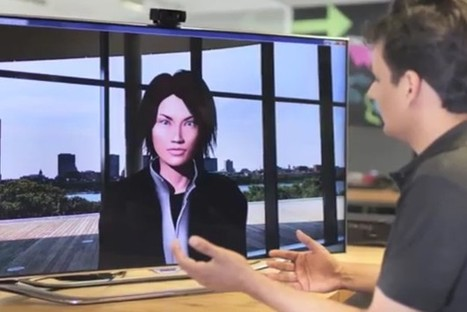 Avatar System Could Help - PSFK | Tips for Public Presentations | Scoop.it