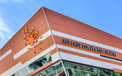 Adelaide Convention Centre West Building opens with design by Woods Bagot | Adelaide convention | Scoop.it