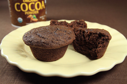 How to Bake Gluten Free Coconut Flour Cocoa Banana Muffins | reposteria | Scoop.it