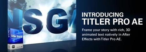 Special Effects Software and Visual Effects Plugins | AV3 Software | Video-Plugins | Scoop.it