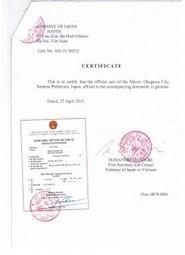 Hướng dẫn thủ tục Hợp pháp hoá và Chứng nhận lãnh sự | Visa - hộ chiếu | Scoop.it