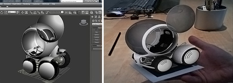 ARmedia: augmented reality plugin 2.0 | All Geeks | Scoop.it