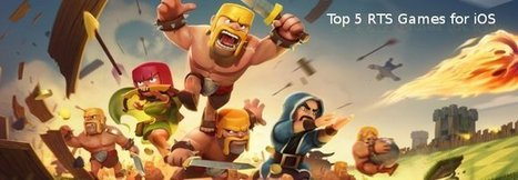 Top 5 Amazing RTS Games like Age of Empires for iPhone & iPad | Technology | Scoop.it
