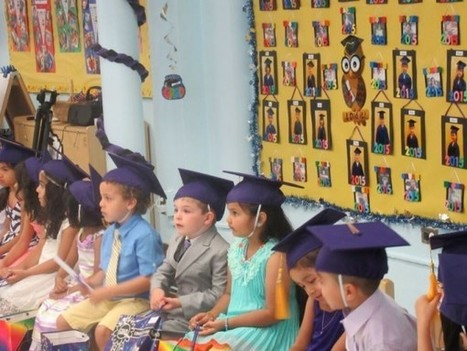 First Class Graduates from Queens Library's Pre-Kindergarten | LibraryLinks LiensBiblio | Scoop.it