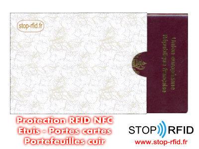 Les étuis de protection NFC / RFID sont nécessaires pour les passeports & cartes bancaires... | Autres Vérités | Scoop.it