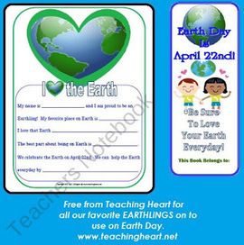 The Green Classroom: 20 Easy and Free Classroom Activities for Earth Day | Ideas for Art Projects in Schools | Scoop.it