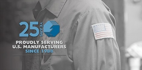 Proudly Serving US Manufacturing - NIST-MEP - Reflections – Part 4 | Manufacturing In the USA Today | Scoop.it