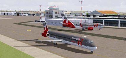 Rome Ciampino Airport (LIRA) for FS9 | pbr | Scoop.it