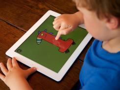 3 innovative kids apps - USA TODAY | i-pads in the Classroom--Ideas and Inspiration | Scoop.it