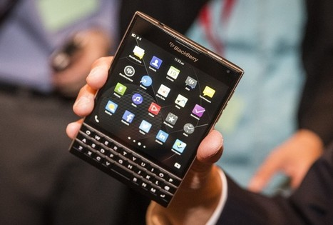 Blackberry Officially Announce New Square-Screen Smartphone-Passport | BlackBerry App Development | Scoop.it