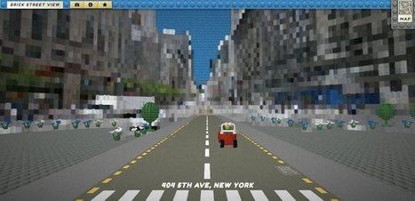 Originales proyectos para amantes de LEGO | Recull diari | Scoop.it