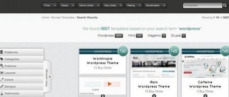 Winithemes, plantillas para Wordpress, HTML, Magento y más servicios   joomlachile   Scoop.it