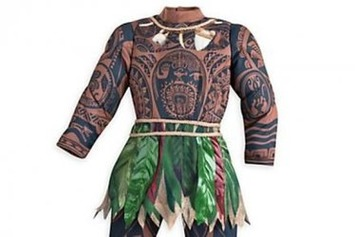 Disney's Moana costume pulled after 'brown face' outrage, company apologises | ABC | Kiosque du monde : Océanie | Scoop.it