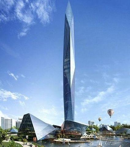 En Corée du Sud, on construit une tour  invisible | GB1 | Scoop.it