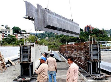 Insisto: #ElGranError para #Caracas… #FOTOS el puente que unirá el Parque Miranda con el Parque Bolívar | Caracasos | Scoop.it