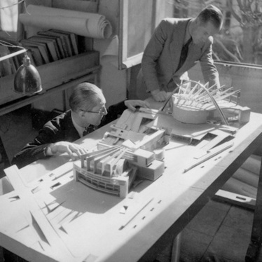 Le Corbusier's project for the Palace of the SOVIETS (1928-1931) | The Architecture of the City | Scoop.it