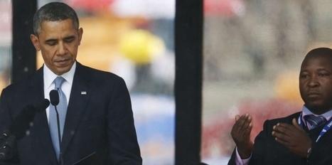 Mandela : l'interprète en langage des signes était un imposteur | Ink | Scoop.it