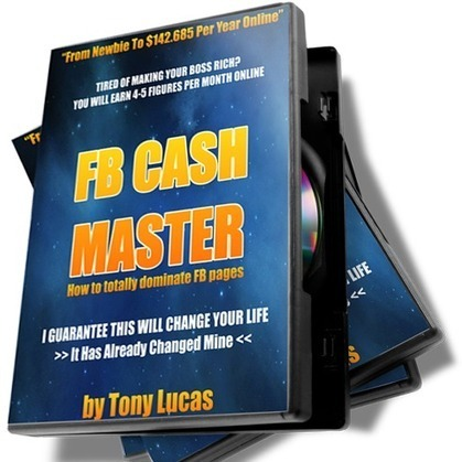 FB Cash Master Review – Get 80% Discount And Special Bouns | Internet Marketing | Scoop.it