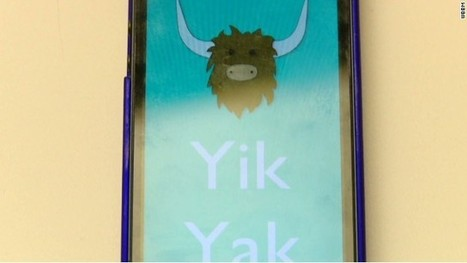 Yik Yak chat app stirring up trouble in high schools | Responsible Digital Citizenship | Scoop.it