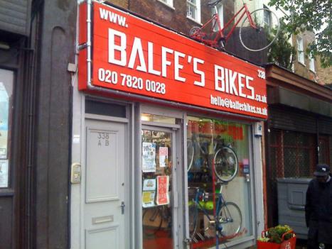 5 tiendas fixie en Londres que deberías visitar | Fixie bikes | Scoop.it