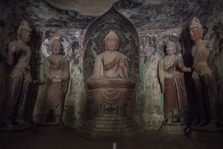 China's ancient Buddhist grottoes face a new threat — tourists | The Washington Post | Asie | Scoop.it