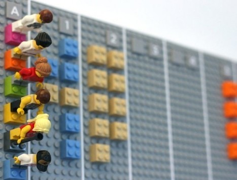 Voici le calendrier Lego connecté | 100% e-Media | Scoop.it