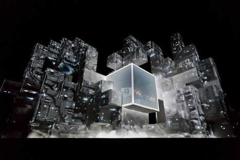 The best concert stage/lighting setup I have ever seen. (Amon Tobin ISAM) - AnandTech Forums | Show Production 279 | Scoop.it
