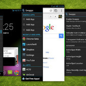 Swapps! Is a Fast, Gesture-Activated Application Switcher for Android   Digital-News on Scoop.it today   Scoop.it