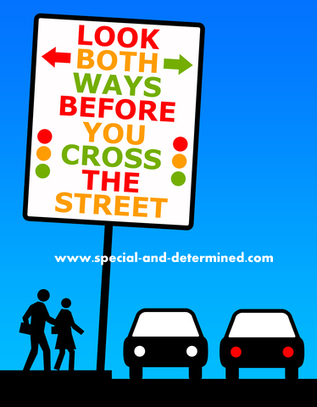 Teaching Kids Street Safety | Special & Determined | A Special Needs Mom Blog | Special Needs Parenting | Scoop.it
