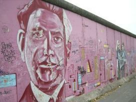 East Side Gallery - Berliner Mauer | Friedrichshain | Scoop.it