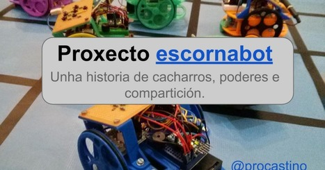Bricolabs, Escornabot e Hardware Libre | tecno4 | Scoop.it