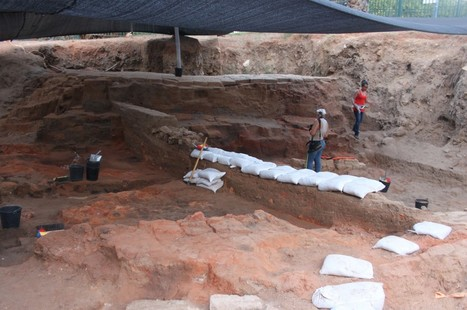 Excavations in Jaffa confirm presence of Egyptian settlement on the ancient city site   archaeology   Scoop.it