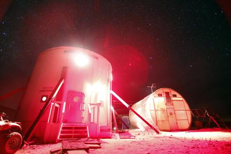 La découverte historique du robot Curiosity sur Mars | Mars et astronomie | Scoop.it