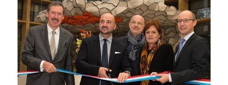 Enovos inaugure son nouveau siège social à Esch-sur-Alzette | Infogreen | InfoGreen.lu | Scoop.it