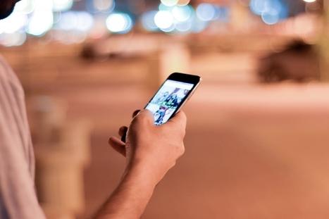 Le temps passé sur l'Internet mobile dépassera le desktop en France en 2017 - Blog du Modérateur | Transition Digitale de l'Entreprise | Scoop.it