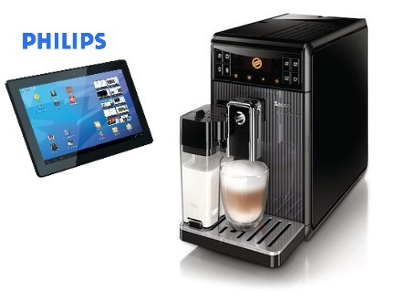 Inno Philips : préparer son café depuis son lit !! | Mass marketing innovations | Scoop.it