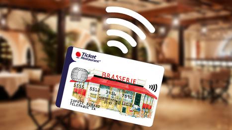 Les tickets resto' papier, c'est (bientôt) fini | NFC marché, perspectives, usages, technique | Scoop.it
